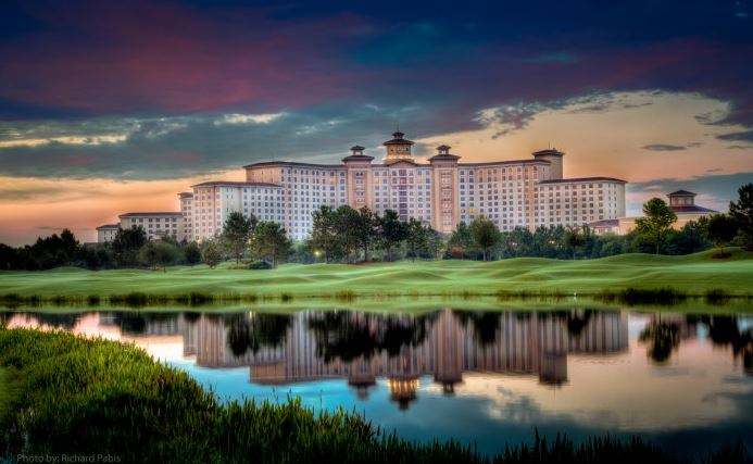 The Rosen Shingle Creek Resort in Orlando.